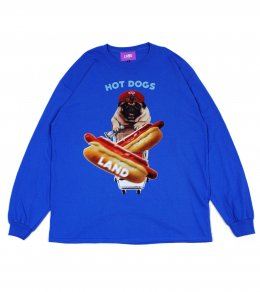HOT DOGS L.S. TEE