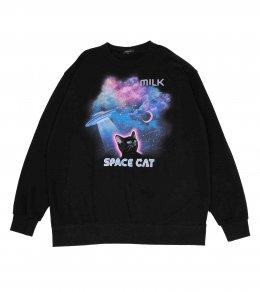 SPACE CAT トレーナー