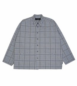 BOX LONG SLEEVE SHIRTS