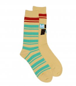 2 FACE SOCKS