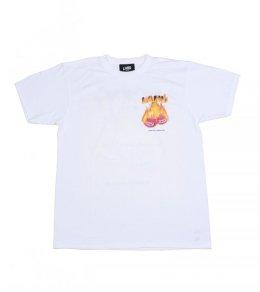 FIRE CHERRY TEE