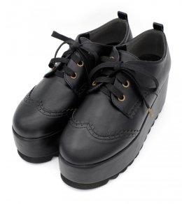 タッセルプラットフォーム Shoes