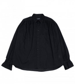 ギャザードシャツ