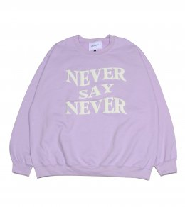 NOW OR NEVER SWEATS