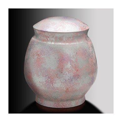 手元供養骨壷 -絆- 「桃花」