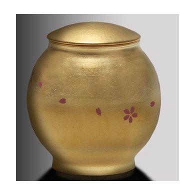 手元供養骨壷 -絆- 「桜花」