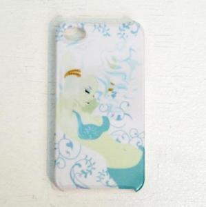 ●Dreaming mermaid●iPhone4G専用ケース●