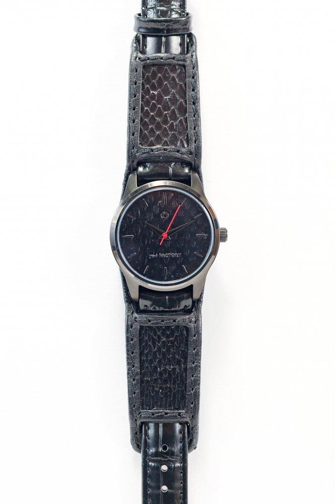 Uwatchna-ムルカ バングル 001 L/ブラック