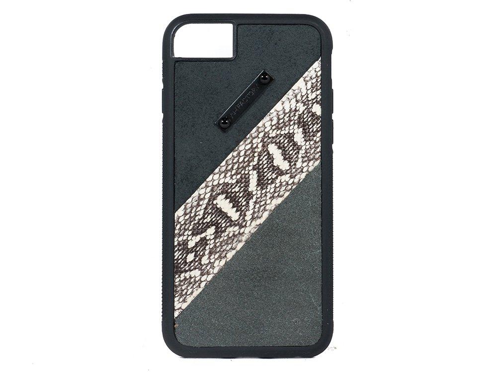 iPhone SE(2世代)6・7・8 ケース ヨーゲ/ブラック