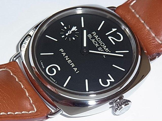パネライ ラジオミール ブラックシール PAM00183 正規品