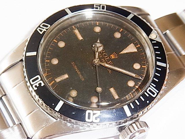 brand new 39ec7 7c7b8 ロレックス サブマリーナ Ref.5510 - 福岡・腕時計専門店アンチェインドカラーズ/買取