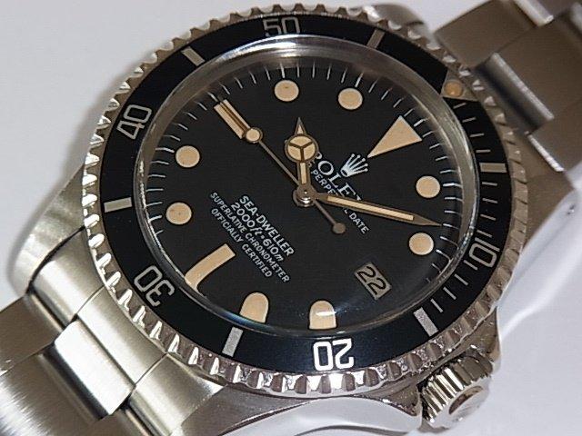 new styles 8a75b 77c82 ロレックス シードゥエラー Ref.1665 - 福岡・腕時計専門店アンチェインドカラーズ/買取