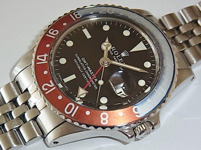 ロレックス GMTマスター Ref.1675 ロングE