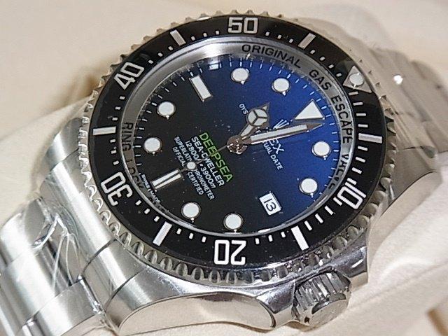 ロレックス シードゥエラー ディープシー Dブルー Ref.116660 ランダム 新品