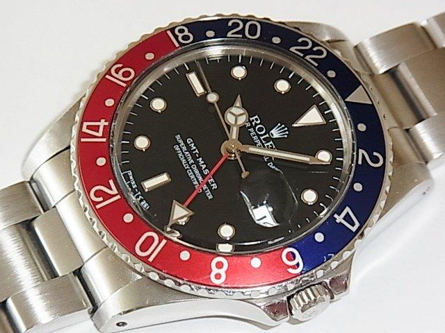 ロレックス GMTマスター Ref.16750