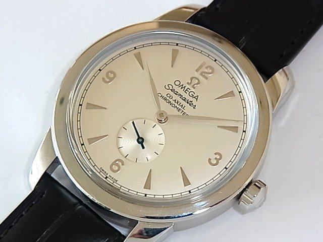 オメガ シーマスター1948 コーアクシャル ロンドンオリンピック記念モデル 正規未使用品