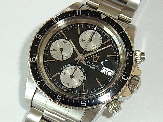 new style a1653 31582 チュードル クロノタイム Ref.79170 黒 - 福岡・腕時計専門店アンチェインドカラーズ/買取