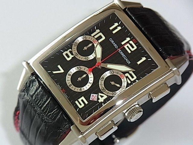 ジラール・ペルゴ ヴィンテージ1945クロノグラフ Ref.25840-11-611-FK 999本限定
