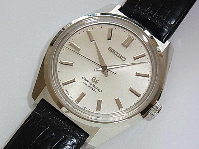 グランドセイコー SBGW047 セイコー腕時計100周年記念モデル 保証書請求ハガキ付き 未使用品