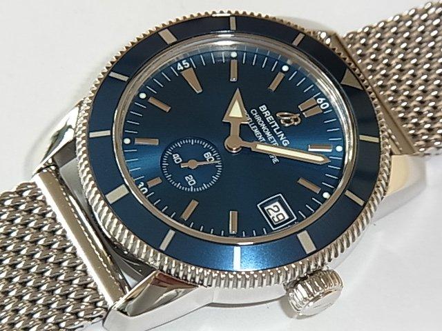 size 40 db9e4 af493 ブライトリング スーパーオーシャンヘリテージ38 - 福岡・腕時計専門店アンチェインドカラーズ/買取