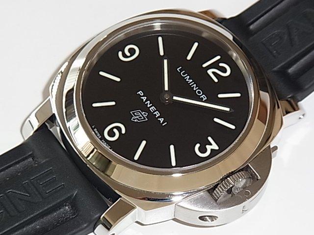 パネライ ルミノールベース ロゴ PAM00000 正規品