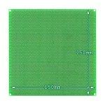 千鳥配列 ユニバーサル基板 片面紙フェノール めっき有り 150mm×150mm