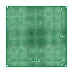 ユニバーサル基板 片面紙フェノール めっき有り 150mm×150mm