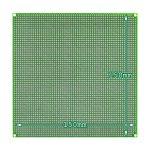 SMD用基板 レジスト有り 片面紙フェノール めっき有り 150mm×150mm