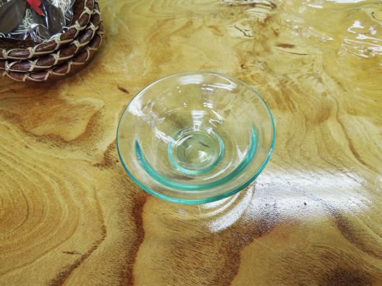 小皿 ボウル【涼しげなバリガラス】