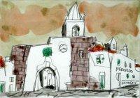 035.ルドンドの町門