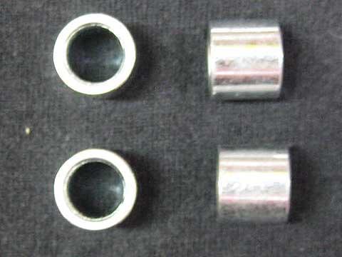 ベアリングスペーサー10mm (4個セット)
