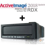タンベルグデータ USB3.0外付 RDXドライブ with ActiveImage Protector 2018 Linux for RDX