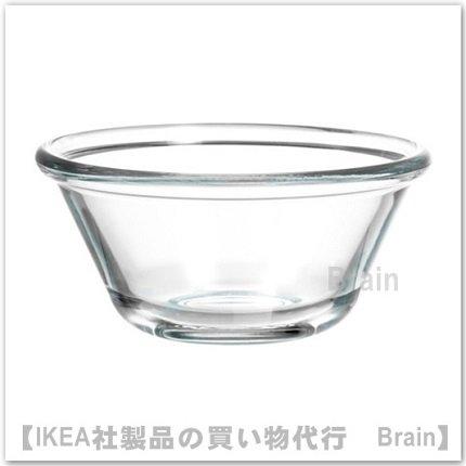VARDAGEN:ボウル12 cm(クリアガラス)