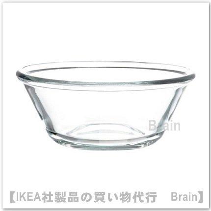 VARDAGEN:ボウル15 cm(クリアガラス)