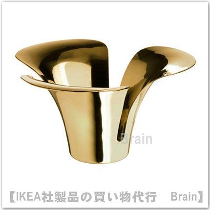 STILLHET:ティーライトホルダー7 cm(黄銅色)