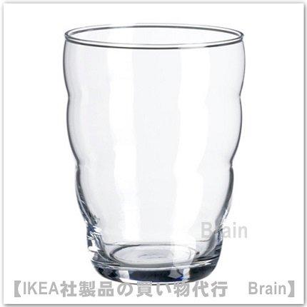 SKOJA:グラス10 cm(クリアガラス)