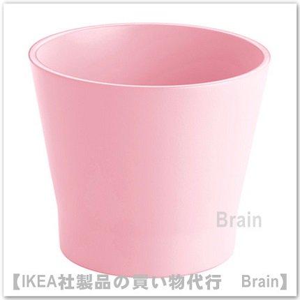 PAPAJA:鉢カバー9㎝(ライトピンク)
