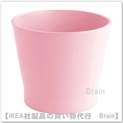 PAPAJA:鉢カバー12㎝(ライトピンク)