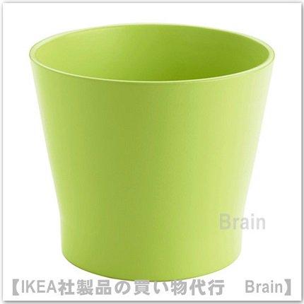 PAPAJA:鉢カバー12㎝(グリーン)