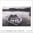 PJÄTTERYD:アート/70x100 cm(フィンショーン湖のボート)