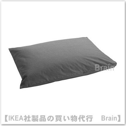 ULLVIDE:枕カバー50x60 cm(グレー)