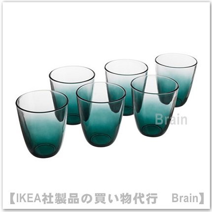 <img class='new_mark_img1' src='//img.shop-pro.jp/img/new/icons8.gif' style='border:none;display:inline;margin:0px;padding:0px;width:auto;' />T&Ouml;MMA:グラス10 cm【6個セット】(ダークブルー)