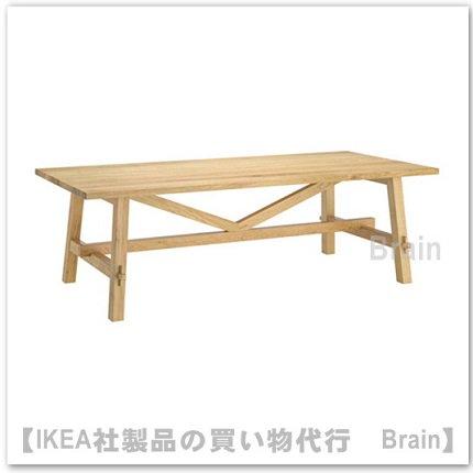 MÖCKELBY:テーブル【6人用】オーク
