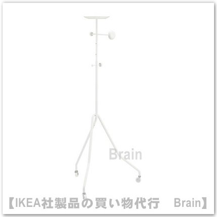 <img class='new_mark_img1' src='//img.shop-pro.jp/img/new/icons8.gif' style='border:none;display:inline;margin:0px;padding:0px;width:auto;' />IKEA PS 2017:帽子&コート スタンド(ホワイト)