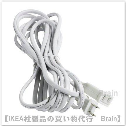 KOPPLA:延長コード5 m/アース無(ホワイト)