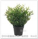 FEJKA:人工観葉植物28 cm(House bamboo)