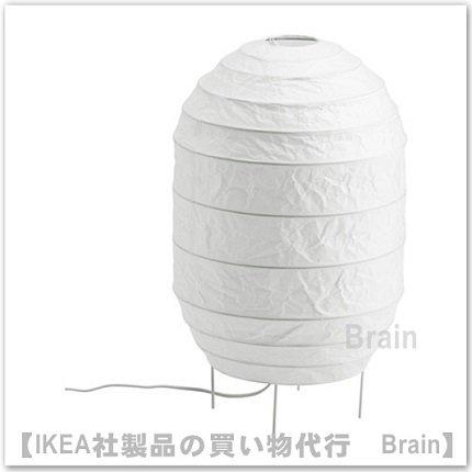 STORUMAN:フロアランプ55 cm(ホワイト)