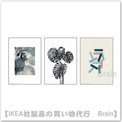 TRILLING:ポスター3点セット/21x30 cm(...