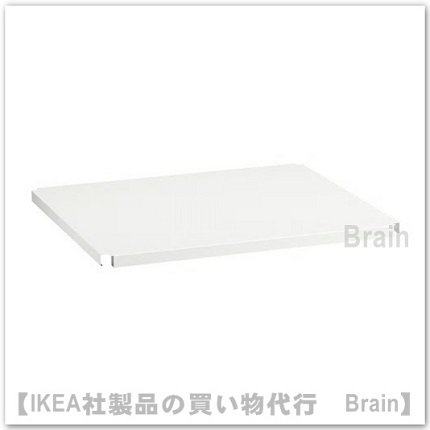 JONAXEL:トップシェルフ フレーム用50x51cm(ホワイト)