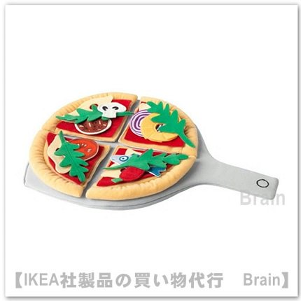 <img class='new_mark_img1' src='https://img.shop-pro.jp/img/new/icons30.gif' style='border:none;display:inline;margin:0px;padding:0px;width:auto;' />DUKTIG:ピザ【24点セット】